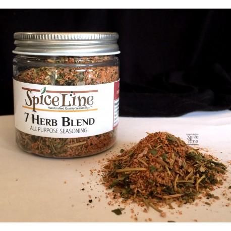 7 Herb Seasoning Blend